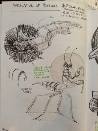 Dynamic Sketching practice III