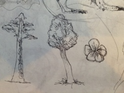 Sketching trees (no reference)